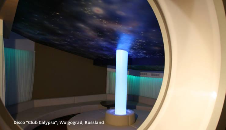 Hotels oleh GID│GOLDMANN-INTERIOR-DESIGN - Innenarchitekt in Sehnde, Modern