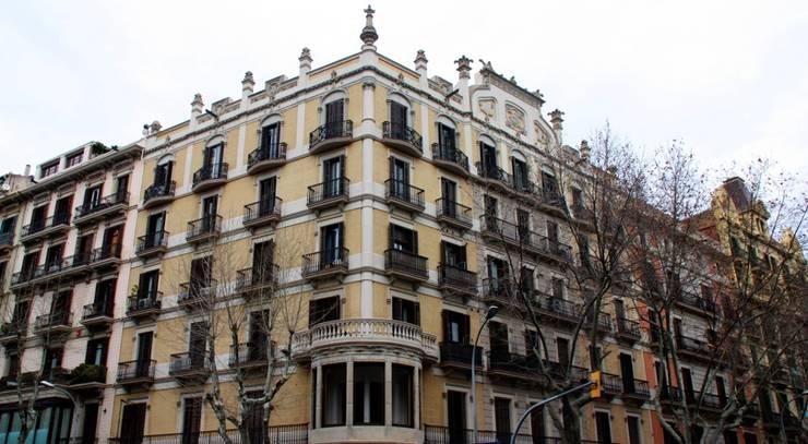 Rumah oleh N.A. Construcción,