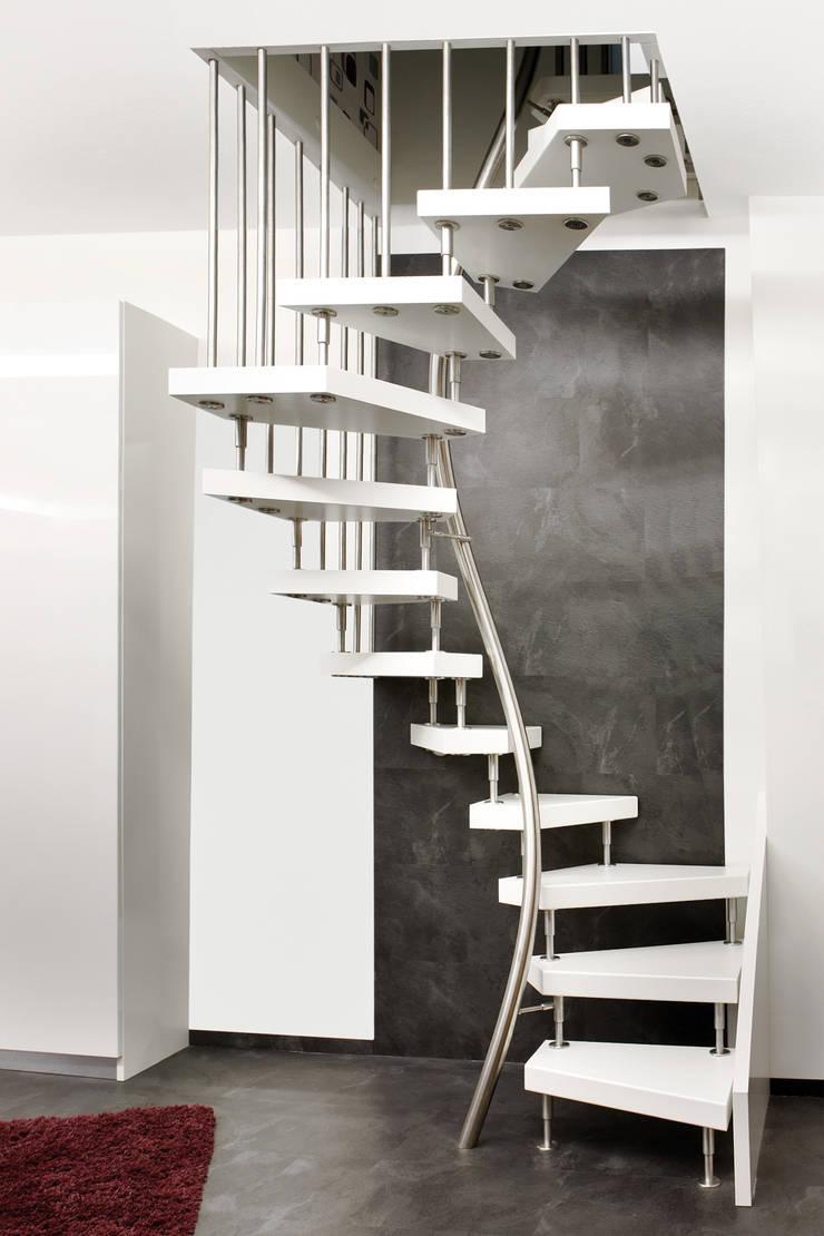 modern  oleh KENNGOTT-TREPPEN Longlife Holz Metall Stein, Modern
