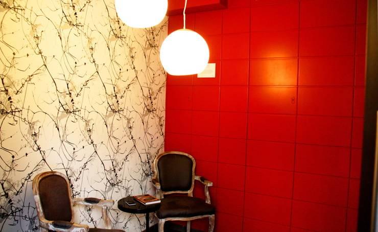 Ruang Makan oleh N.A. Construcción,