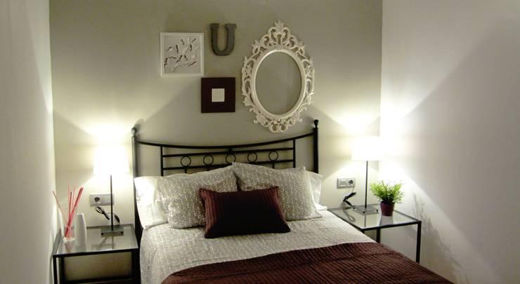 Dormitorio: Dormitorios de estilo  de N.A. Construcción