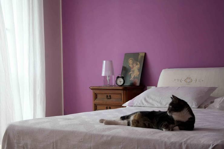 Kamar Tidur oleh ALESSANDRA ALFIERI ARCHITETTO, Eklektik