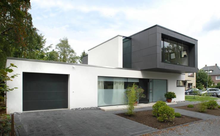 Case moderne di Architekten Spiekermann Moderno