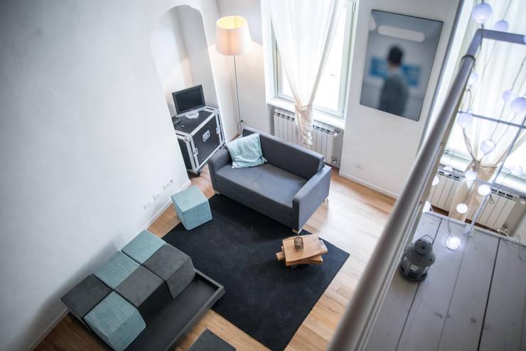 Salas de estilo  por con3studio