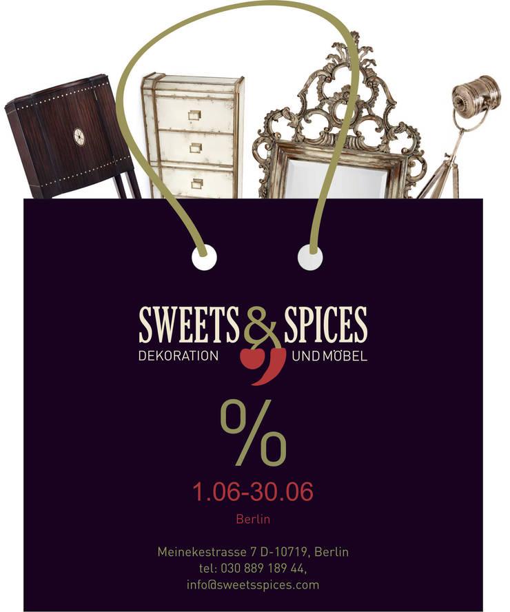 modern  oleh Sweets & Spices Dekoration und Möbel, Modern