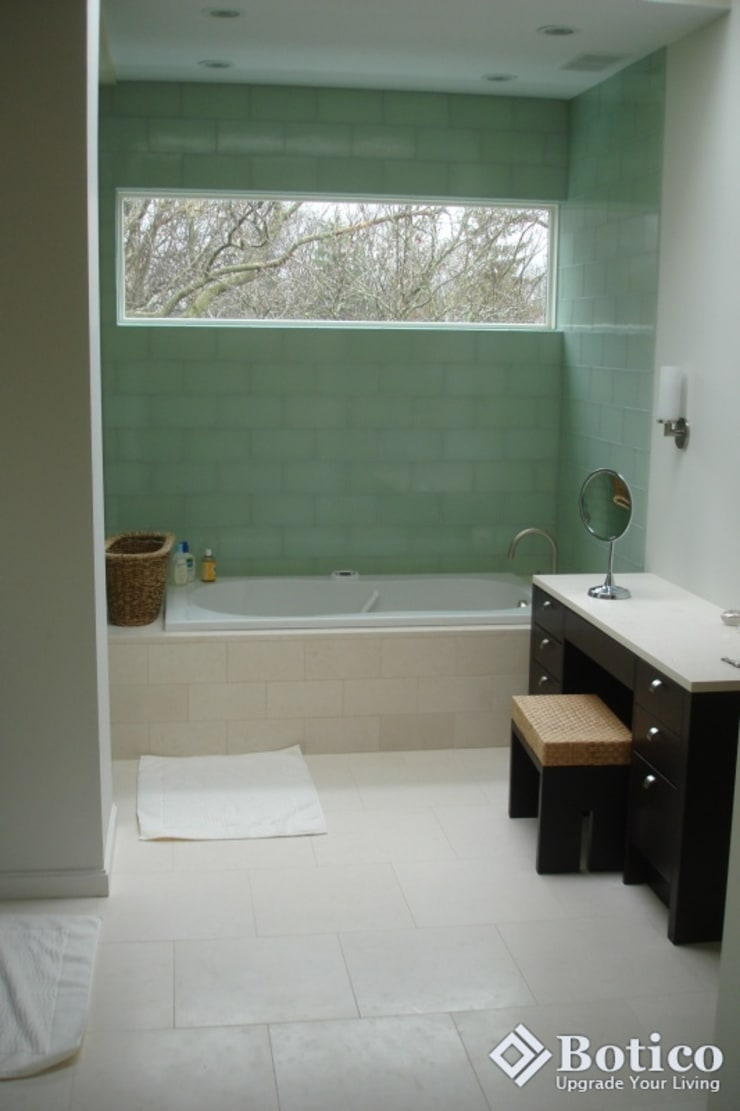 Chesterfield Bathroom Remodeling:  Bathroom by Botico