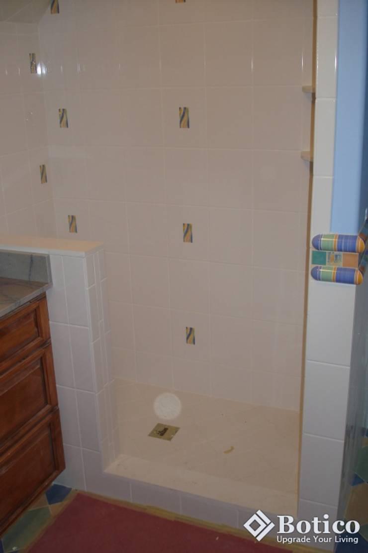 Retford Bathroom Remodeling:  Bathroom by Botico