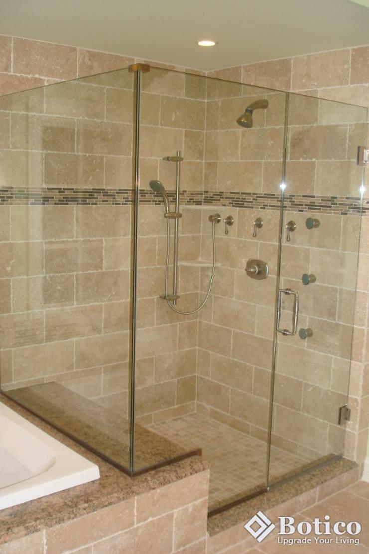 Bathroom Remodel in Worksop:  Bathroom by Botico