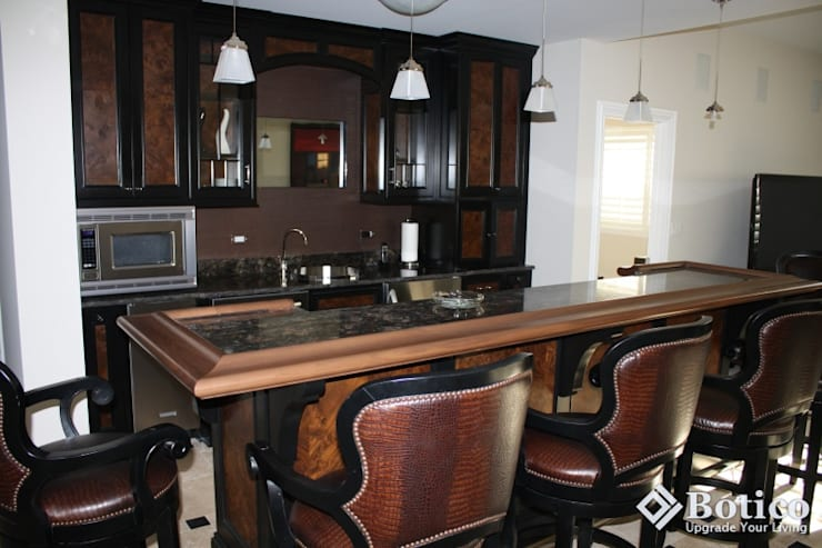 Chesterfield Kitchen Remodeling:  Kitchen by Botico