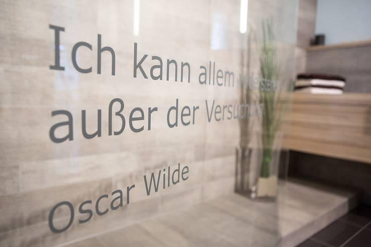 Kamar Mandi oleh Klocke Möbelwerkstätte GmbH, Modern