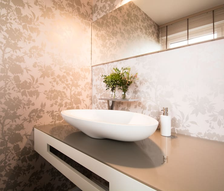 Salle de bain par Luna Homestaging