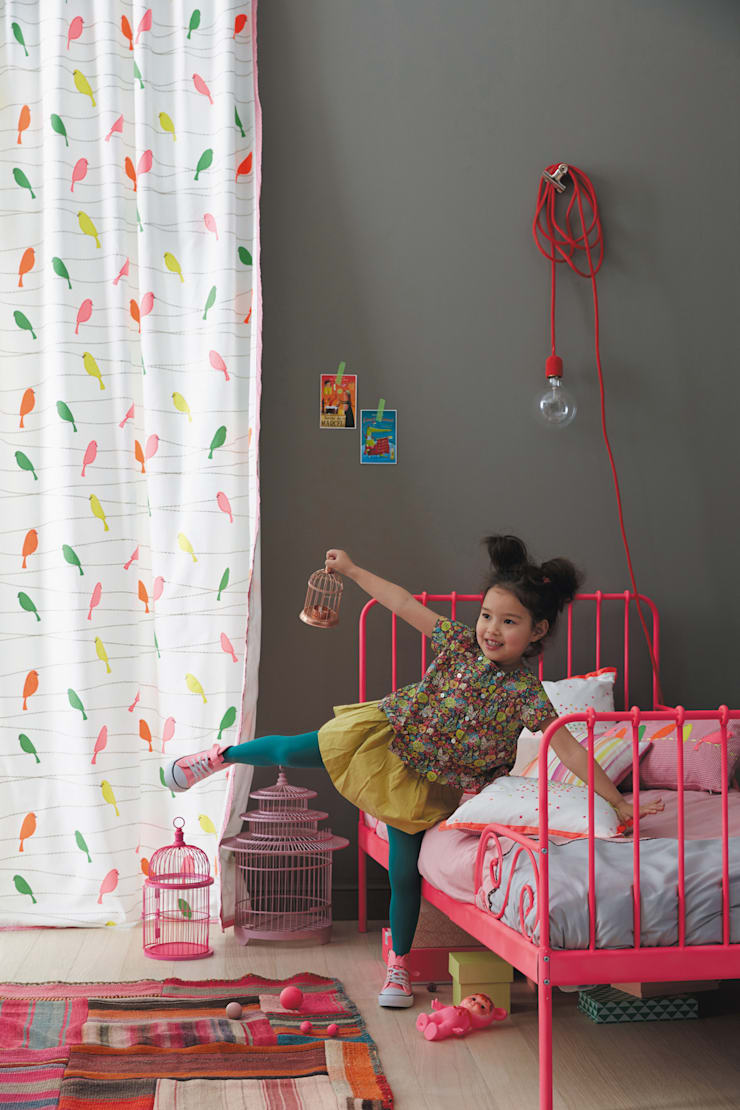 summer camp von camengo:  Kinderzimmer von kinder räume ag,Ausgefallen