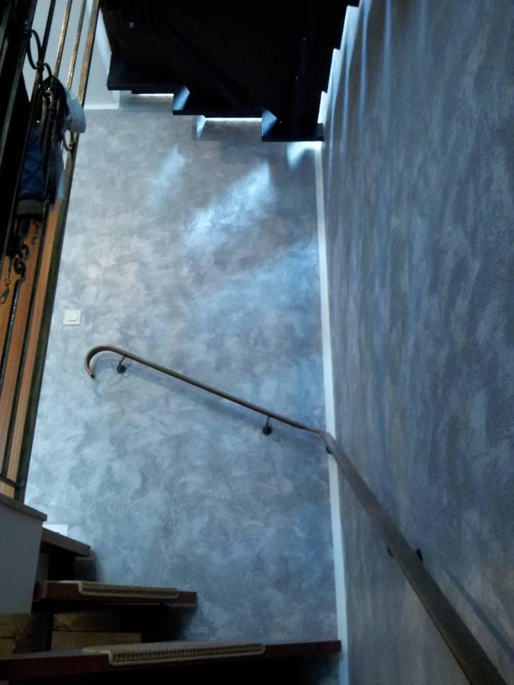 Ingresso, Corridoio & Scale di Stuck Hallmann