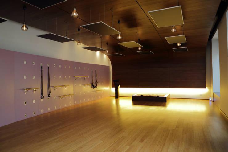Ryoga_sala 1 : Sedi per eventi in stile  di laboratorio di architettura - gianfranco mangiarotti