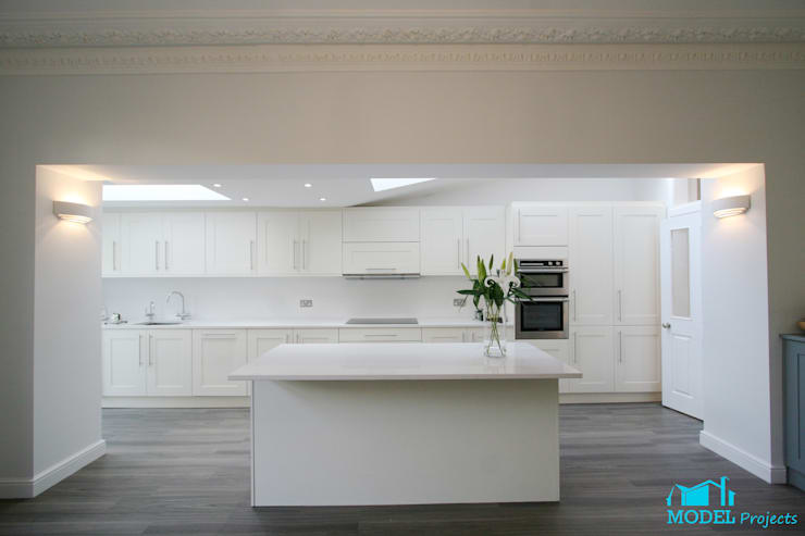 Kitchen :  Kitchen by Model Projects Ltd