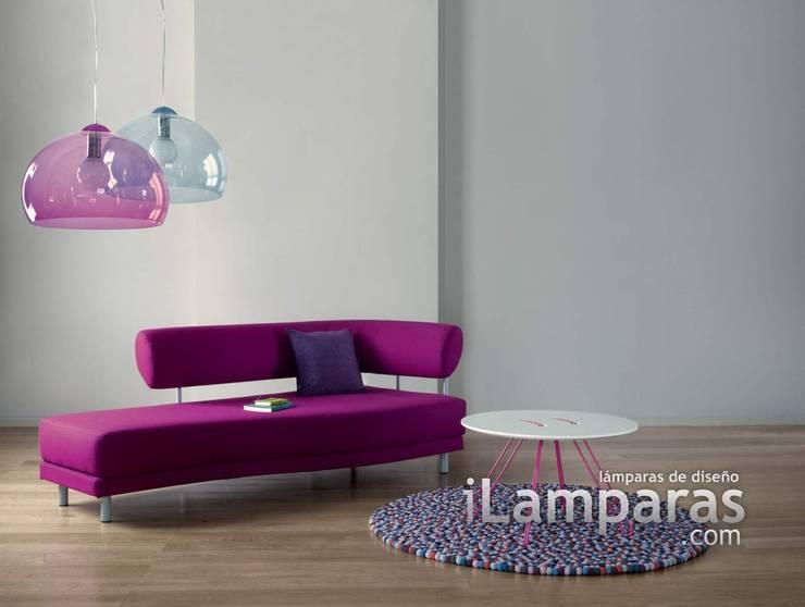 Kartell FL/Y: Salones de estilo  de iLamparas.com