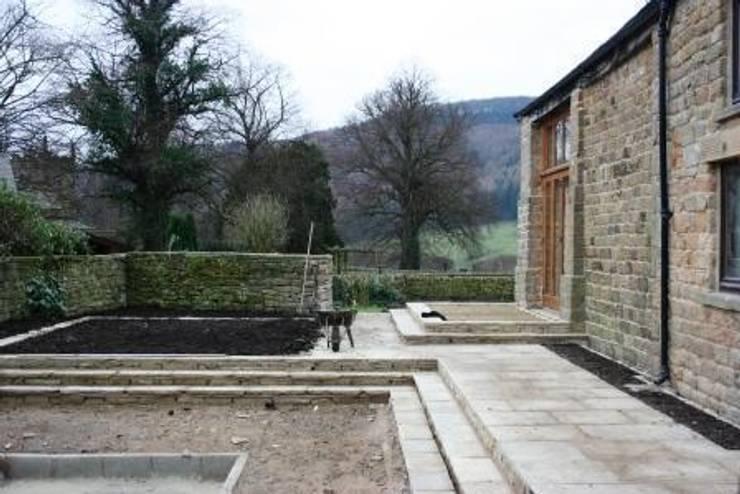 During :  Garden by Bestall & Co Landscape Design Ltd