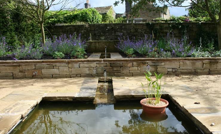 Jardin de style de style Moderne par Bestall & Co Landscape Design Ltd