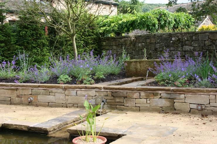 Rural Garden :  Garden by Bestall & Co Landscape Design Ltd