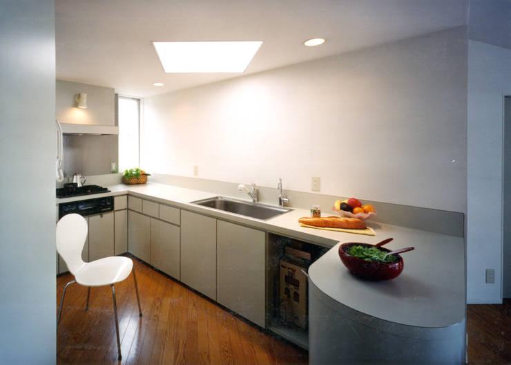 ダイゴナルの家: T設計室一級建築士事務所/tsekkeiが手掛けた和室です。