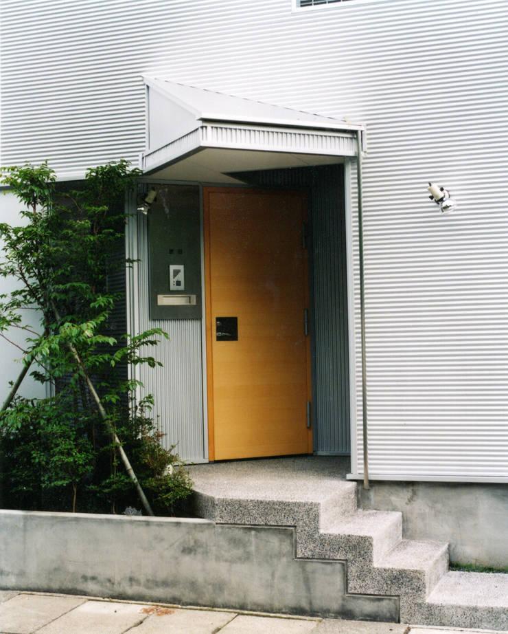 ダイゴナルの家: T設計室一級建築士事務所/tsekkeiが手掛けた家です。