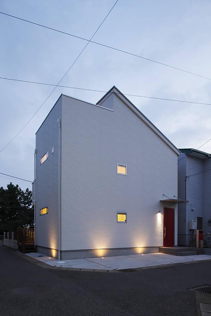 もっとのいえ: 有限会社タクト設計事務所が手掛けた家です。