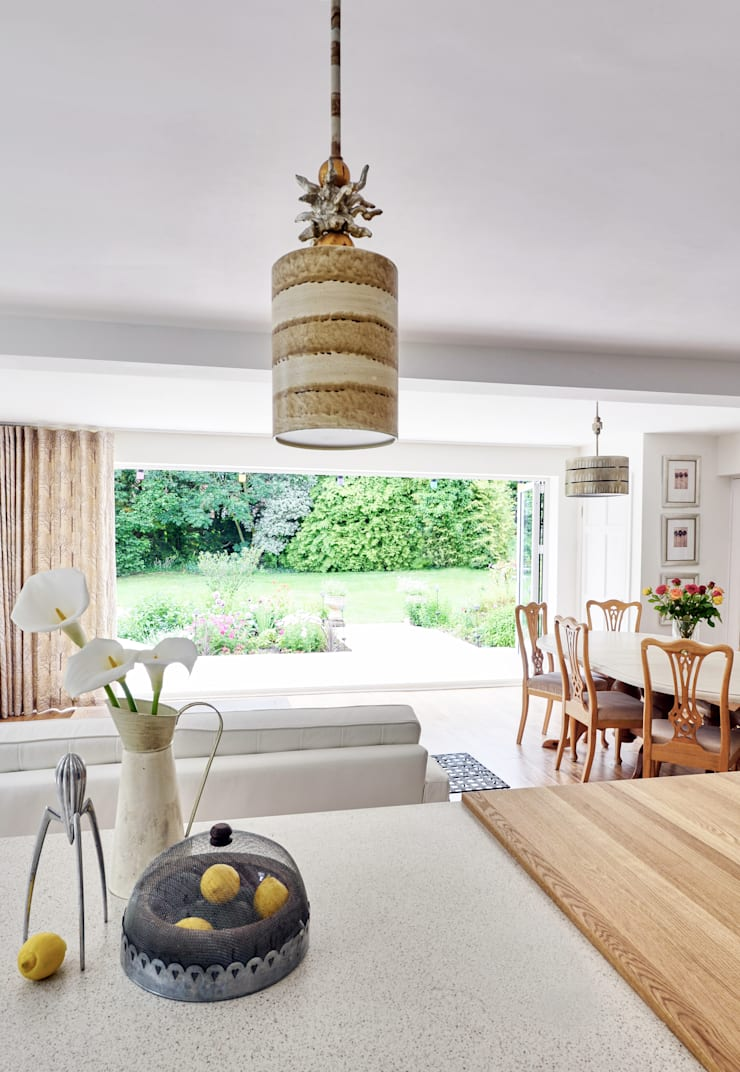 Contemporary take on French Country Kitchen:  Kitchen by At No 19,