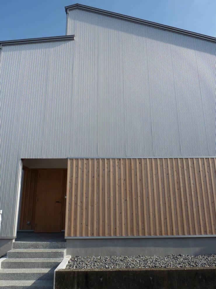 ドミノ住宅: T設計室一級建築士事務所/tsekkeiが手掛けた家です。