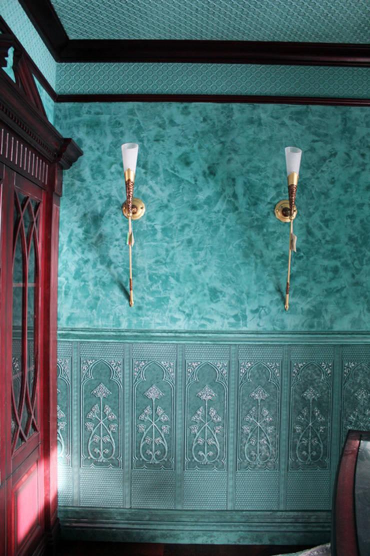 Lincrusta decor: Рабочие кабинеты в . Автор – Lincrusta decor,