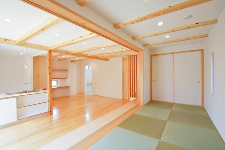 滋賀県甲賀の家: Grand Ciel Design Officeが手掛けたです。