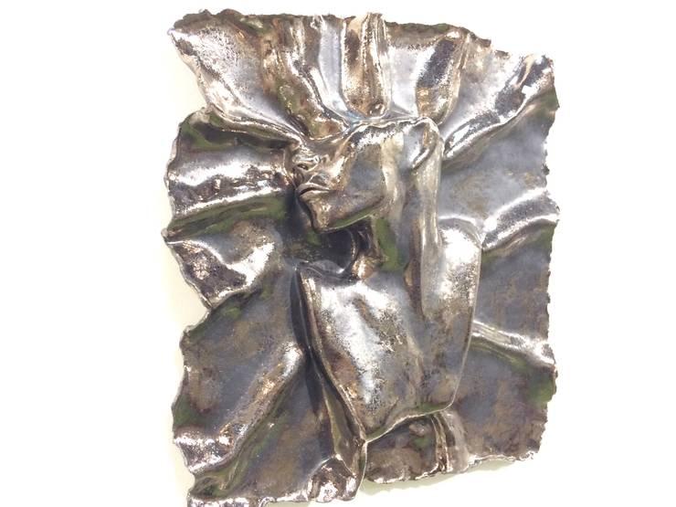 Lamiera Arredamento : Pannelli di arredamento di interni in ceramica e materiali misti