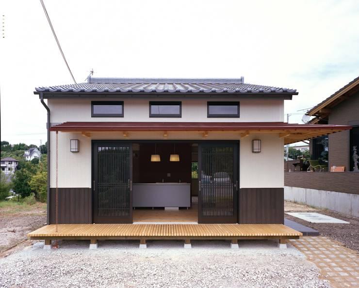 Houses by 株式会社 遊墨設計