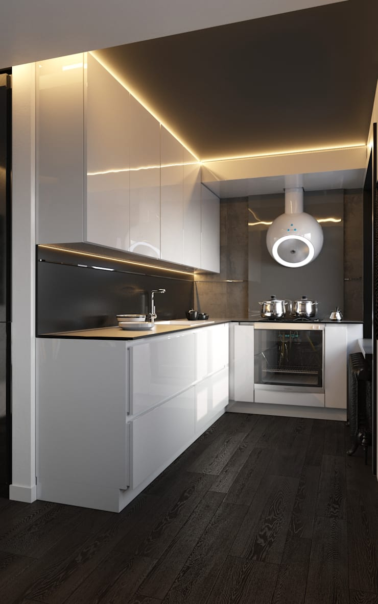 Кухня: Кухни в . Автор – Stanislav Booth