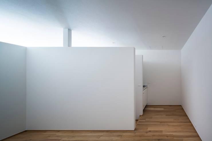 バックヤード: 株式会社 藤本高志建築設計事務所が手掛けたです。