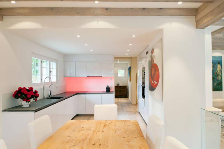 Kitchen by Ardesia Design