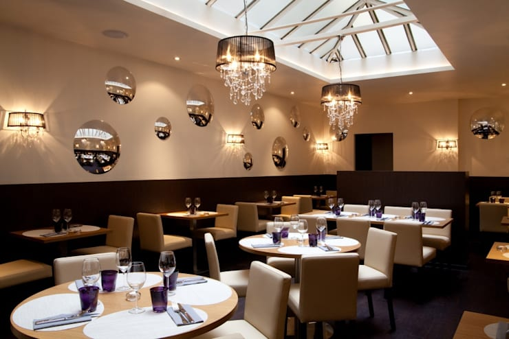 Restaurant Zinc: Restaurants de style  par blackStones