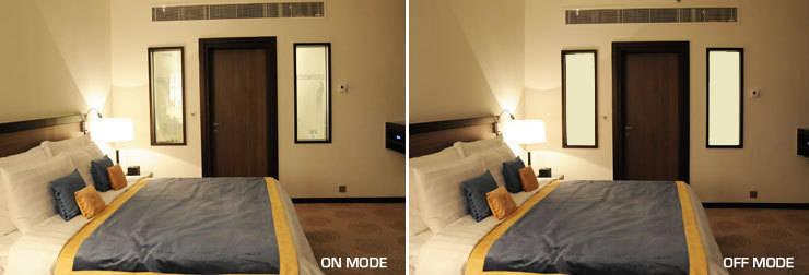 "Moevenpick Hotel Resorts ""Ibn Battuta Gate"" & ""Deira"": Hoteles de estilo  de Vidrios de privacidad"