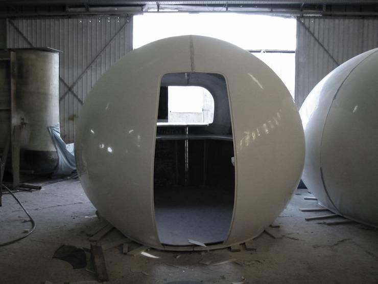 Hotel Art_inter operam: Hotel in stile  di laboratorio di architettura - gianfranco mangiarotti, Eclettico