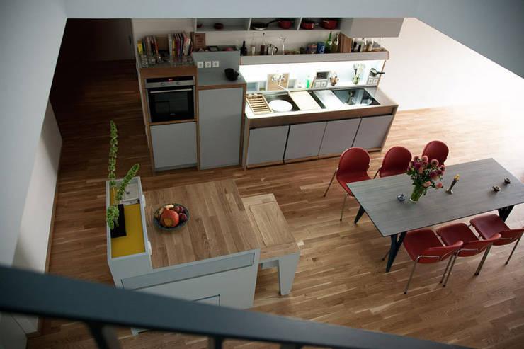Cozinhas  por studio andree weissert