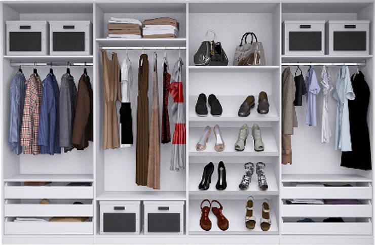 Dormitorios de estilo  por meine möbelmanufaktur GmbH,