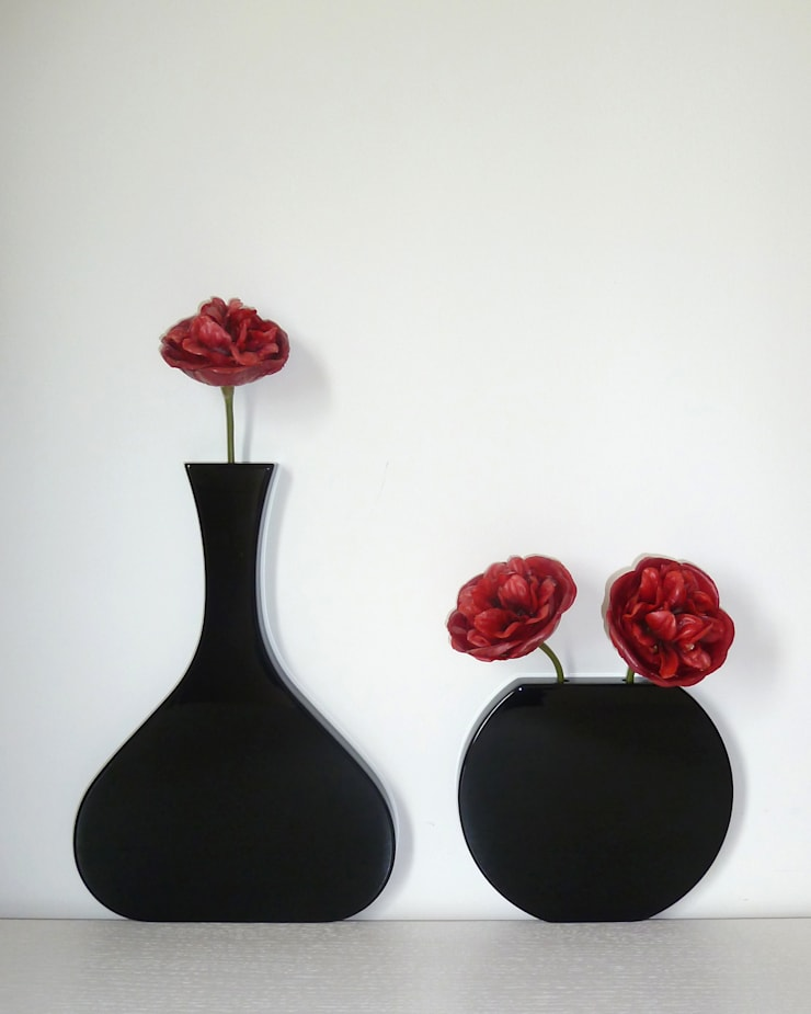 Vanity: Casa in stile  di Sabrina Fossi Design