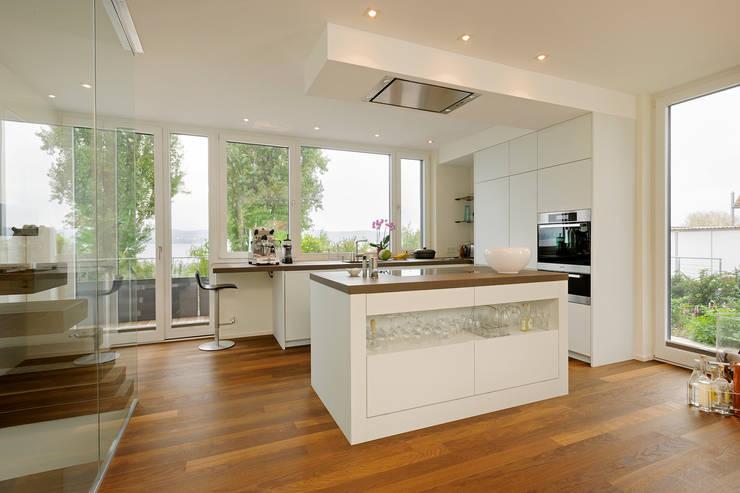 moderne Keuken door Spaett Architekten GmbH