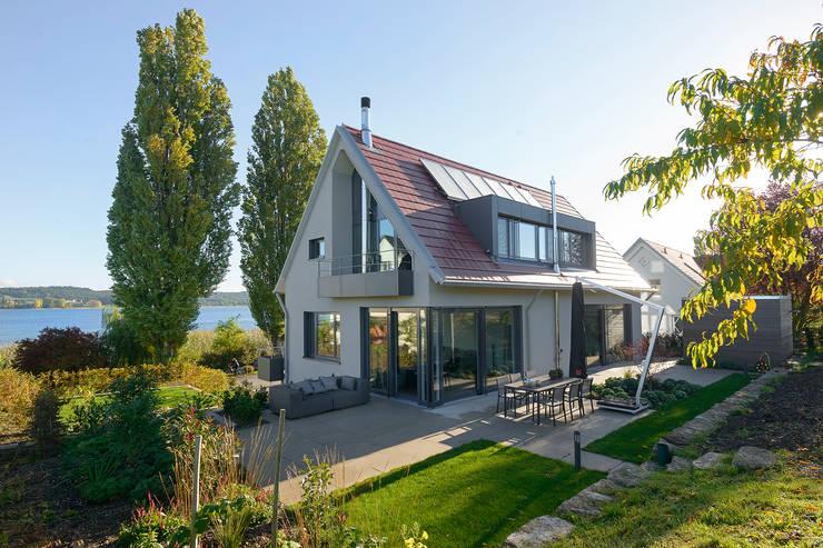 Spaett Architekten GmbH: modern tarz Evler