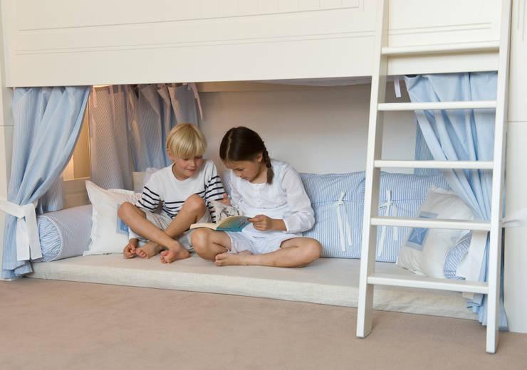 Hochbett  JELVA:  Kinderzimmer von YUYO`s Schöne Kinderzeit,