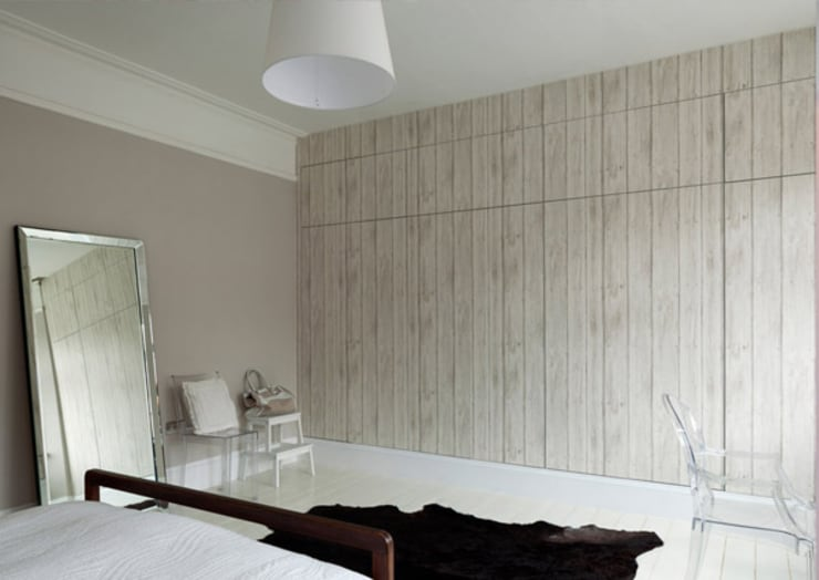 Third Avenue:  Bedroom by Poulsom Middlehurst Ltd.