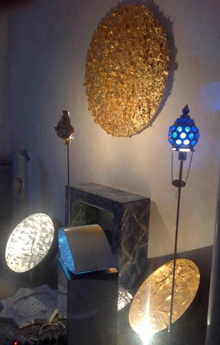 Exklusive Lampen:   von Illusionen mit Farbe ,Ausgefallen