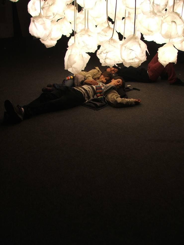 Illuminami a Firenze, Festival della creatività: Soggiorno in stile  di SeFa Design by nature,