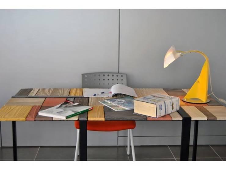Storie Vissute:  in stile industriale di B+P architetti, Industrial