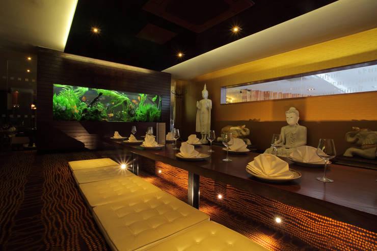 Gastronomie von Aquarium Architecture