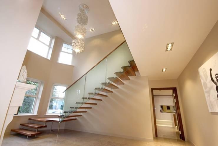 Lighting:  Corridor & hallway by Inspire Audio Visual